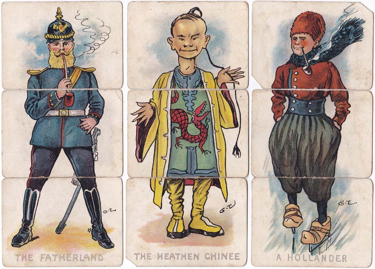 National Misfitz published by C.W. Faulkner & Co c.1900