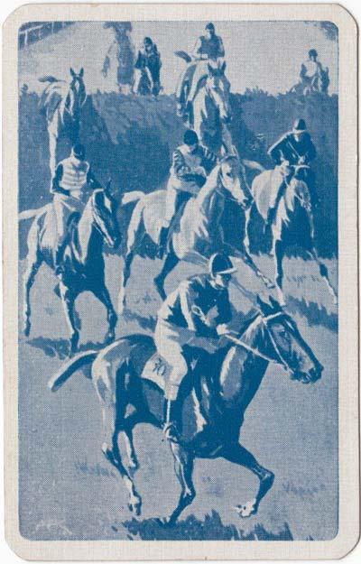 Race-Cardo published by C.W. Faulkner & Co Ltd, c.1925