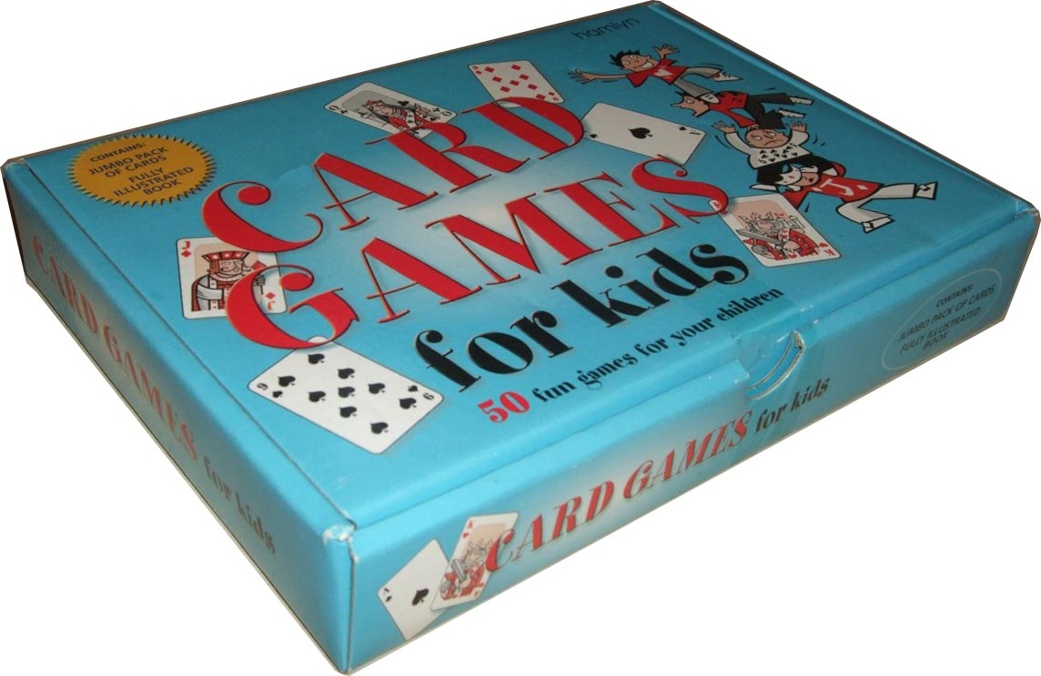Card Games for Kids by Hamlyn 2004