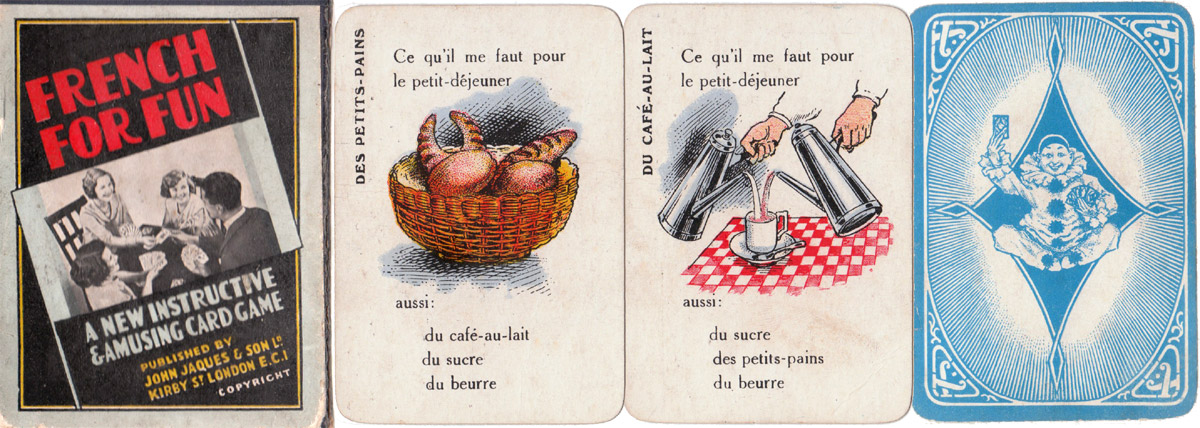 French for Fun, c.1930s