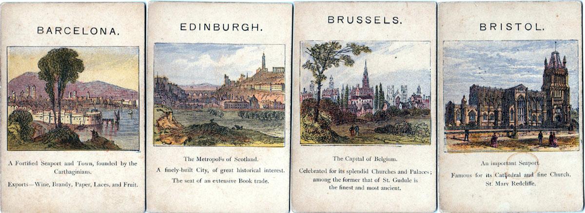 Jaques' Kingdoms of Europe, c.1895