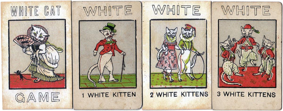 The White Cat, c.1865