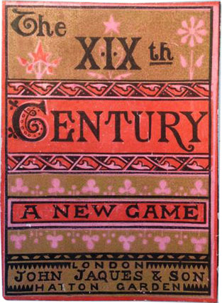 The XIXth Century published by John Jaques & Son, c.1875