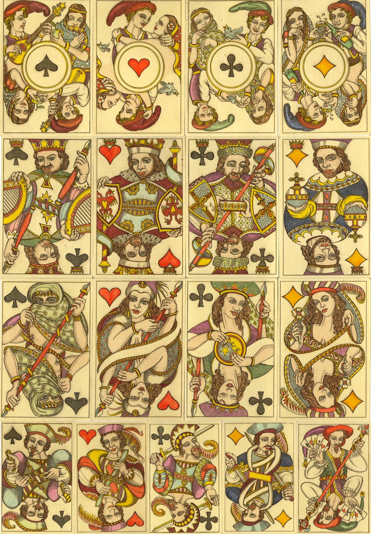 "Karl Gerich No.22: ""Rouennais"", Victoria P.C.C, Bath (UK), 1990"