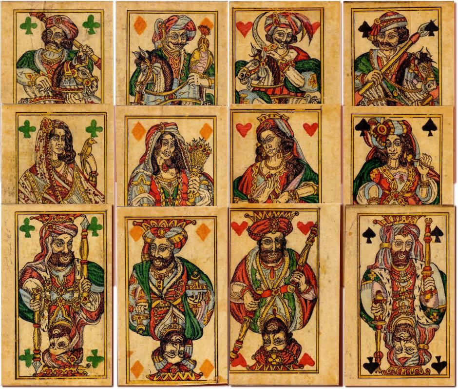 Karl Gerich No.8: 'Cartes Turques'