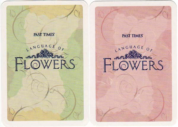 Language of Flowers by Past Times, c.1999