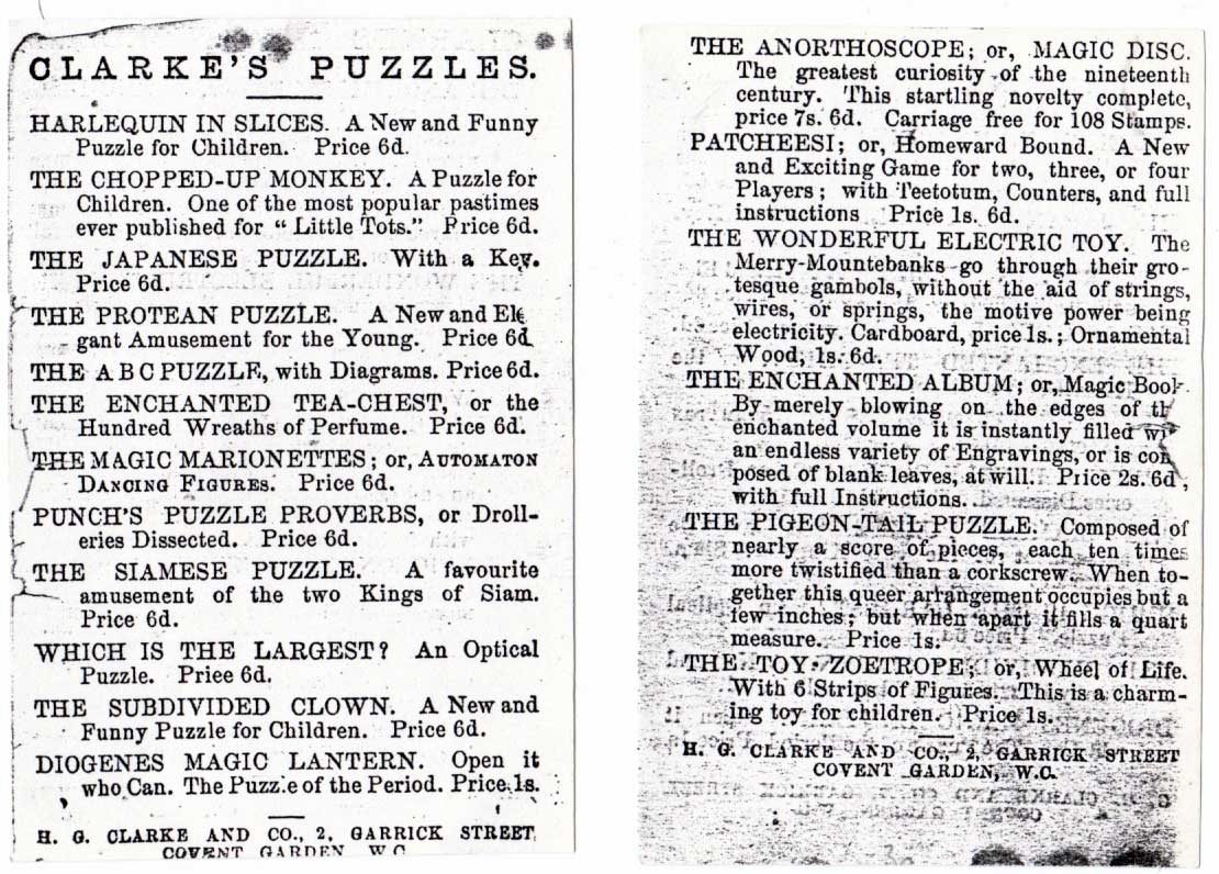 The Most Laughable Thing on Earth, or, A Trip to Paris published by H. G. Clarke & Co., London, c.1870