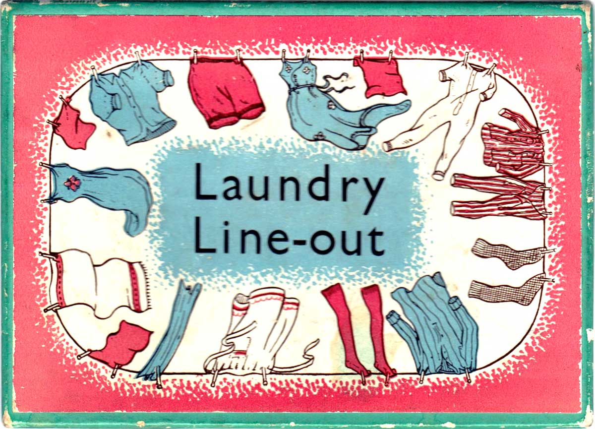 """Laundry Line – Out"""