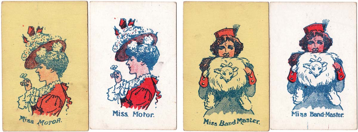 Merry Families by Multum in Parvo Co. Ltd, c.1890-1900