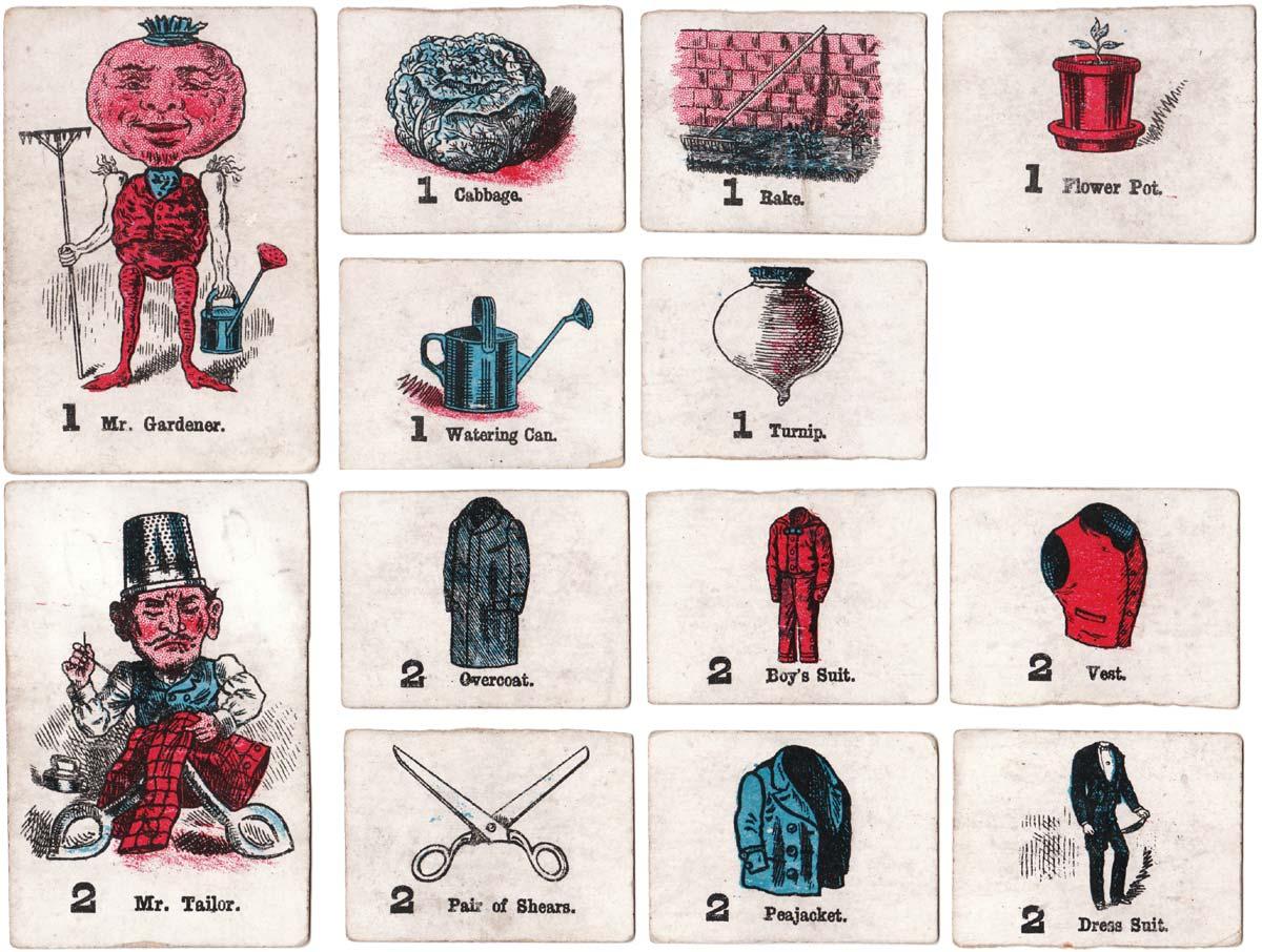 Who Buys? by Multum in Parvo, c.1890