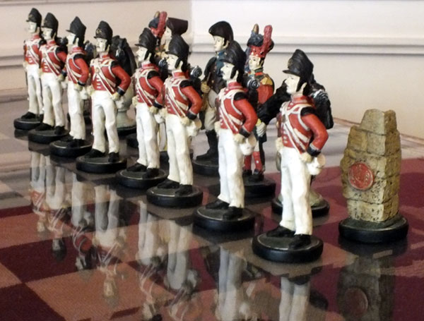 Napoleonic Chess set