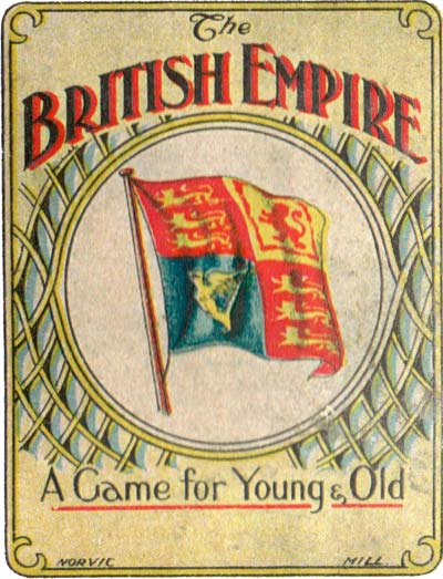 British Empire published by Norvic Mill, c.1920