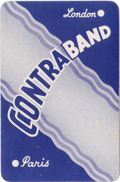 Contraband by Pepys Games, c.1950