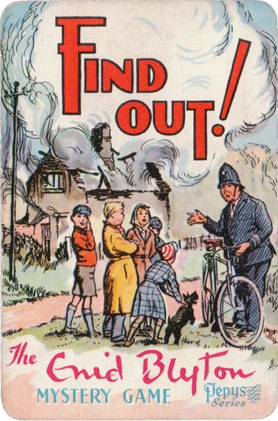 Find Out, 1958