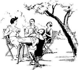 Holidays at Home, 1944