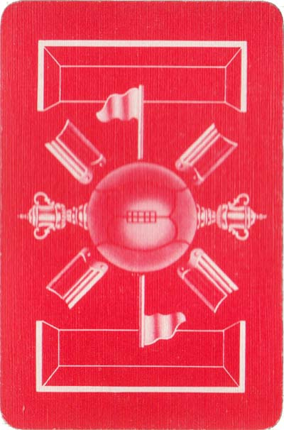 It's A Goal card game published by Pepys, 1939