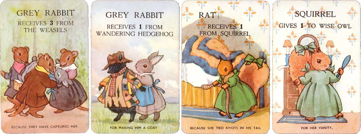 Little Grey Rabbit illustrated by Margaret Tempest, 1954