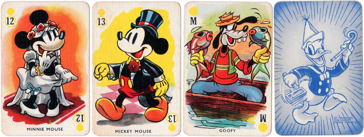 Mickey's Fun Fair, 1939