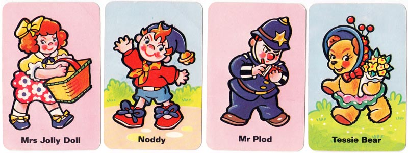 Noddy Snap, 1975