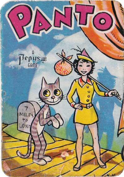 Panto, 1956