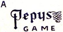 Pepys Games