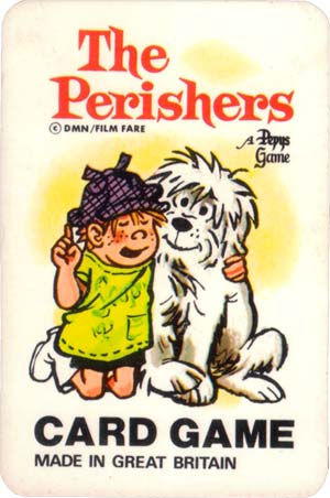 The Perishers published by Pepys in 1974