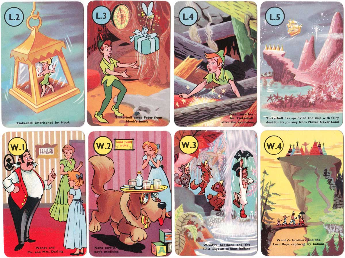 Peter and the Pirates by Pepys Games, 1955