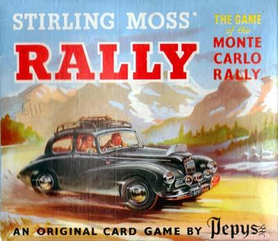 Rally, 1955
