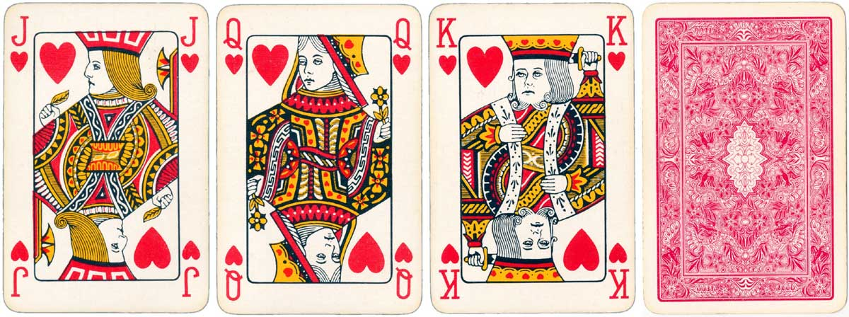 Zodiac Club Playing Cards for Pepys, c.1965-70
