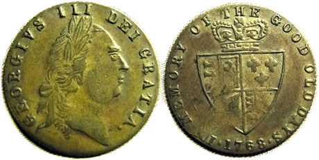 Pope Joan game coins