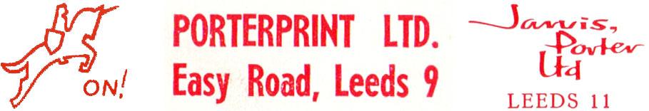 Porterprint Ltd