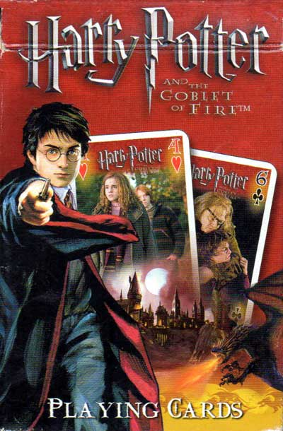 Harry Potter & the Goblet of Fire, 2005
