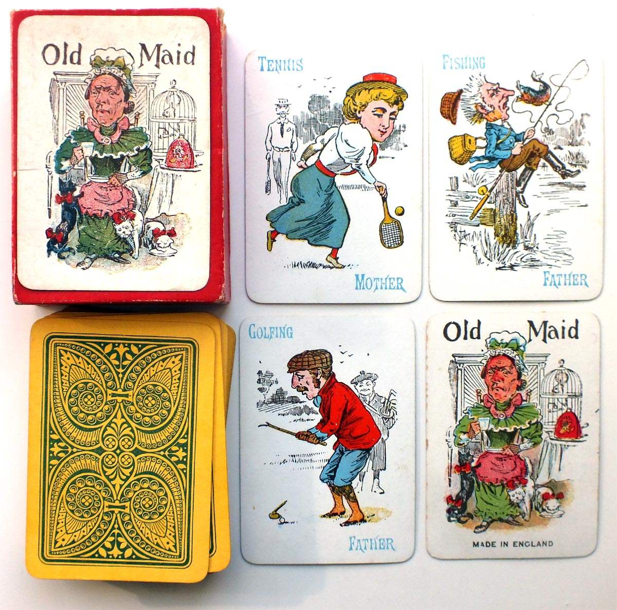 Roberts Brothers 'Old Maid' c. 1920s