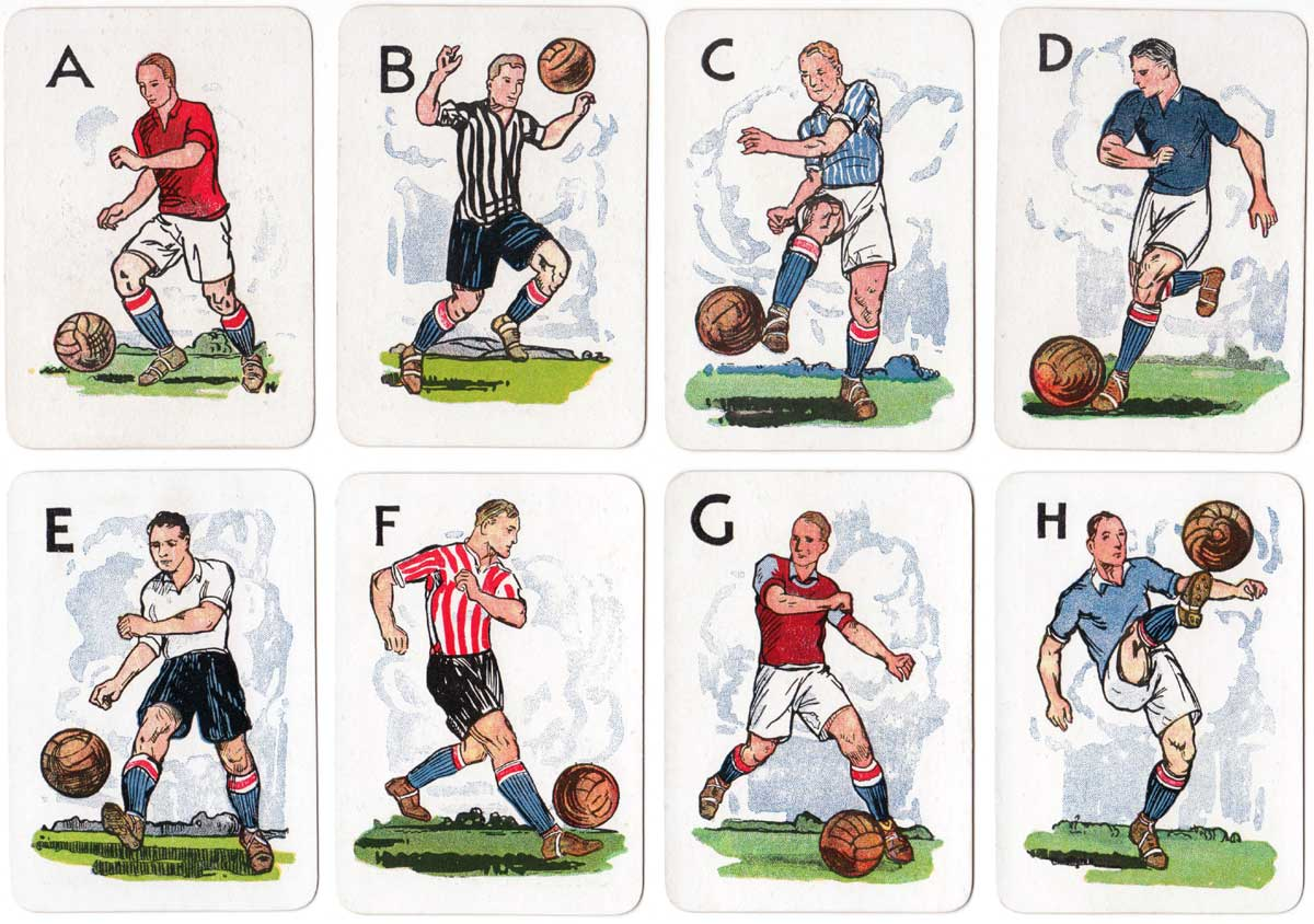 Piktee or League Championship published by Roberts Brothers, 1938