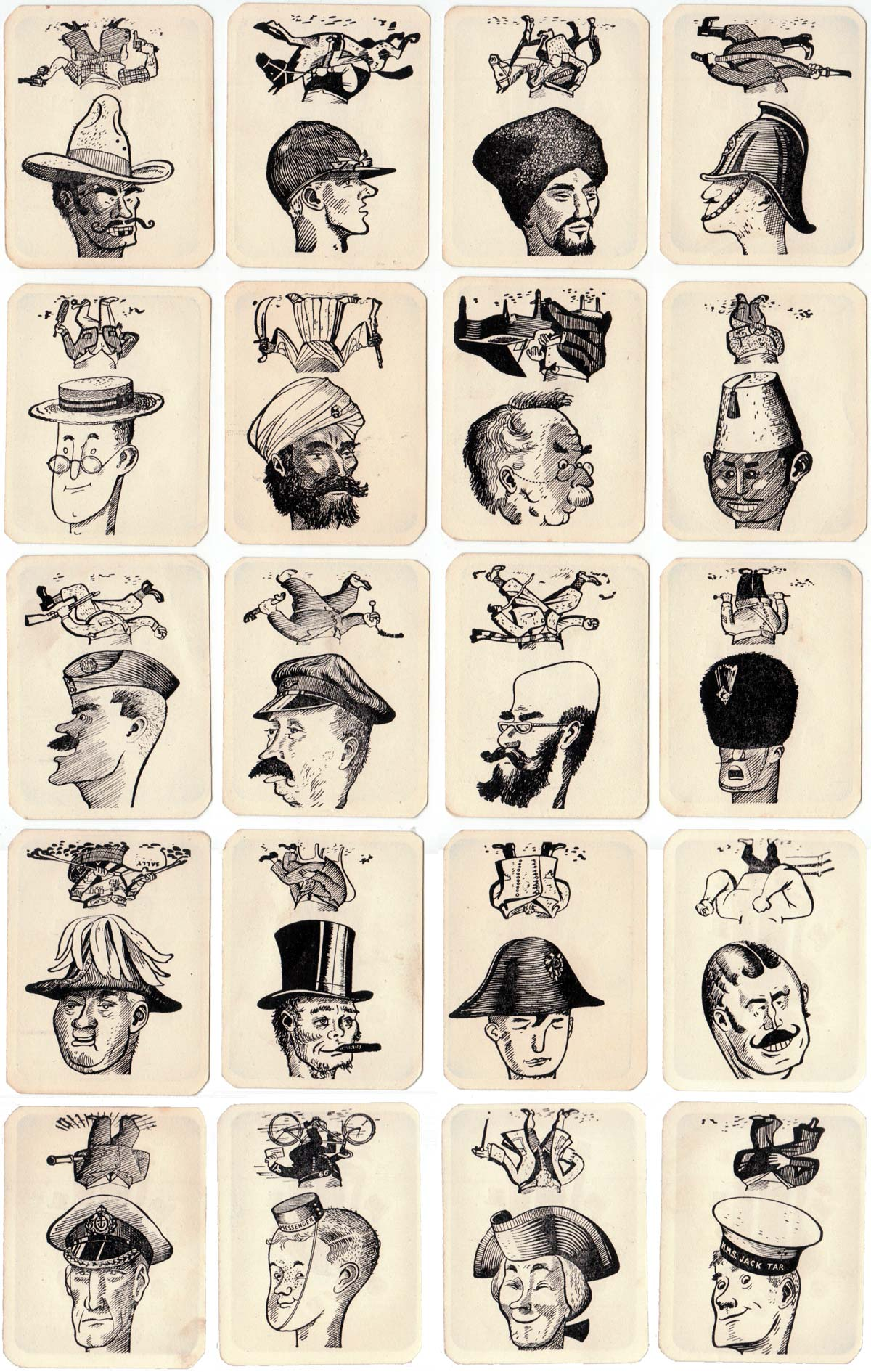 Hats-Off! published by E. S. & A. Robinson, c.1930s