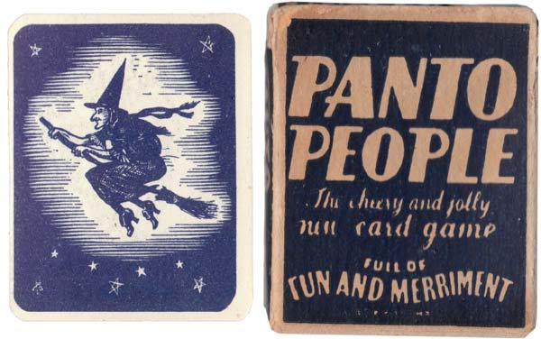 Panto People published by E. S. & A. Robinson, c.1930s