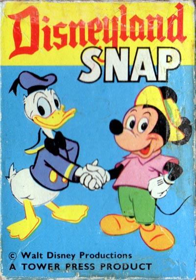 Tower Press Disneyland Snap No.6650