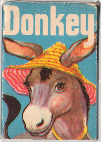 Donkey card game, Tower Press product no.5863