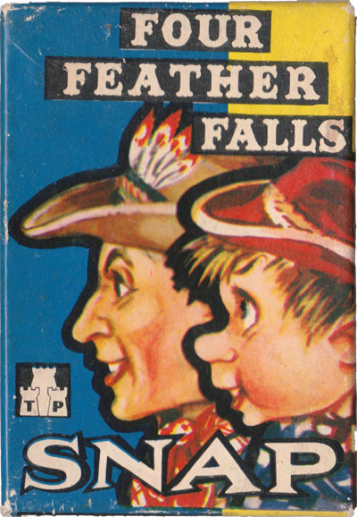 "Tower Press ""Four Feather Falls Snap"" No 6587"