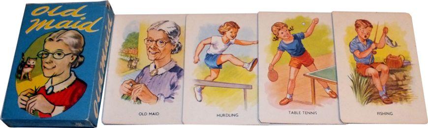 Old Maid No.5614