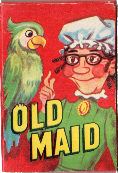 "Tower Press ""Old Maid"" No.5862"