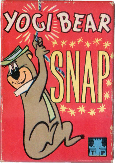 Yogi Bear Snap No.6647, c 1962
