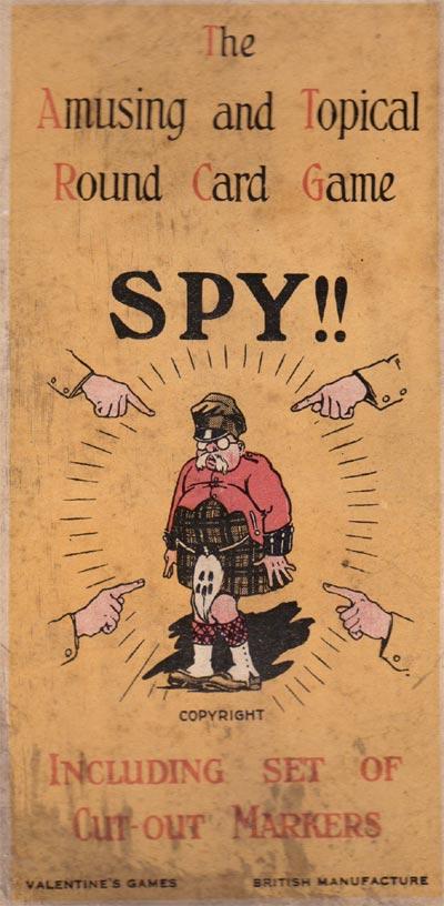Spy, c.1915