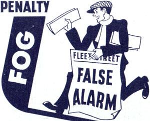 Fleet Street, Waddy Productions Ltd., 1930s