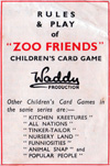 Waddy Productions Leaflet, 1930s