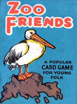 Zoo Friends, Waddy Productions Ltd., 1930s