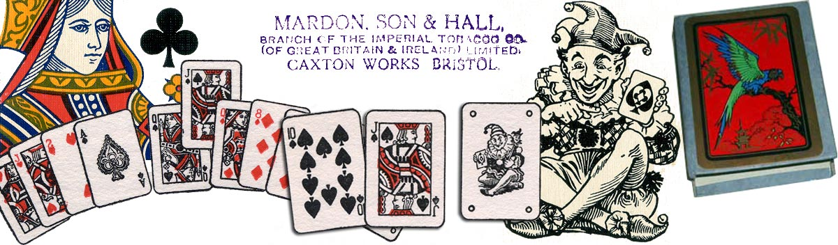 Mardon Son & Hall of Bristol, branch of the Imperial Tobacco Company