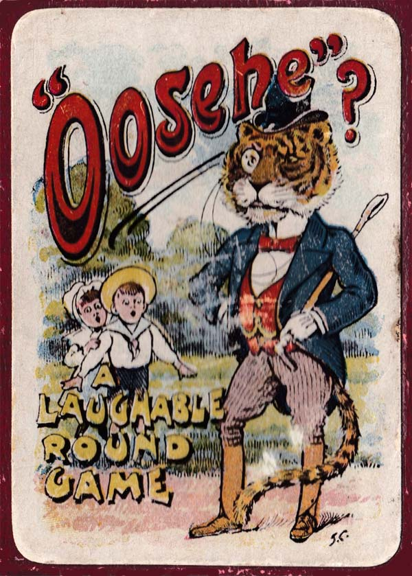 'Oosehe' published by Woolley & Co, c.1900