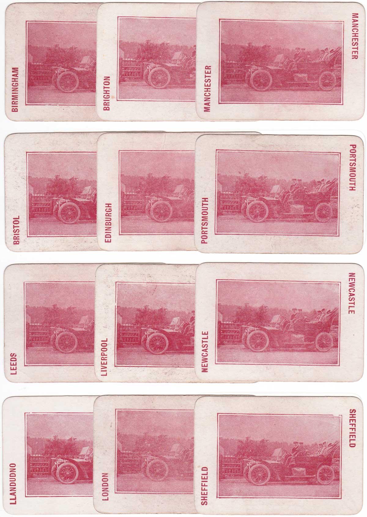 """Tut=Tut; or a Run in a Motor Car"" published by Woolley & Co Ltd, early 1900s"
