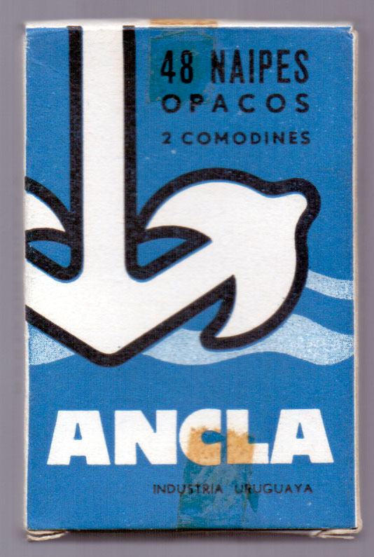 Naipes 'Ancla' c.1980